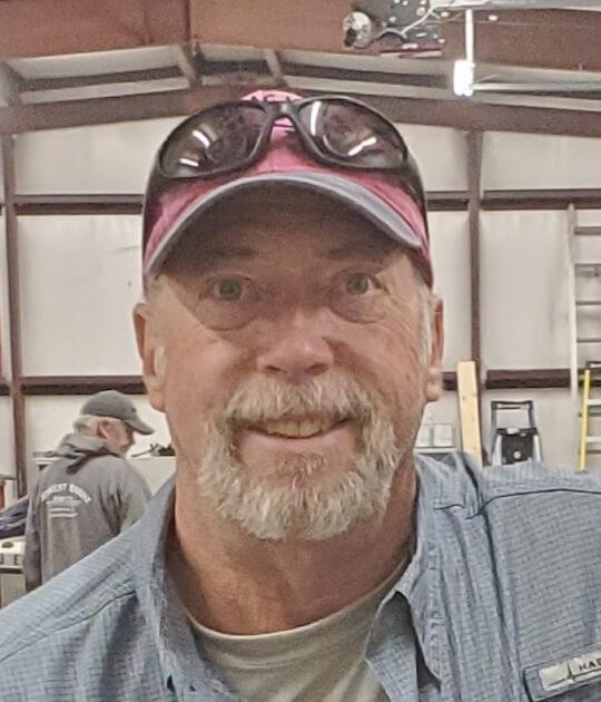 Capt. Mark Dickey