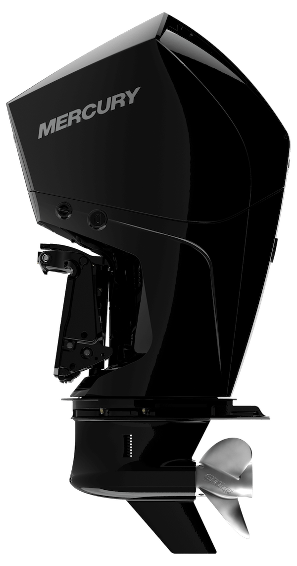 Four Stroke Mercury Outboard